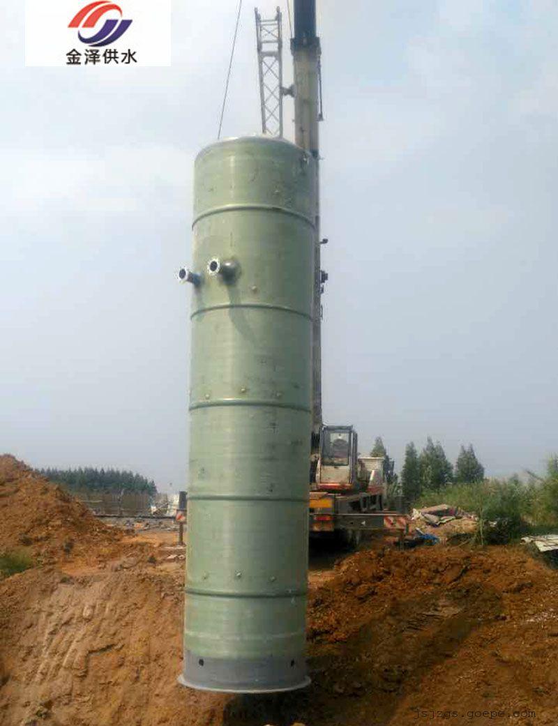 广东惠州大亚湾3.8×9.6米一体化污水处理设备