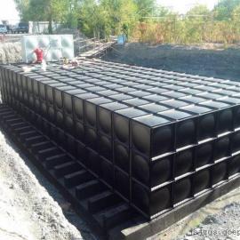 新疆抗浮地埋箱泵一体化