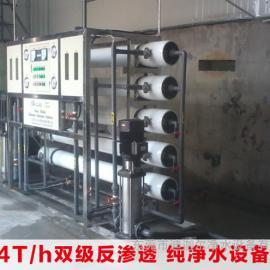 单级反渗透设备 纯水设备 工业纯水设备