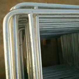 姜堰钢丝网生产厂家――项目订购3.0丝焊接镀锌网片、喷漆钢笆