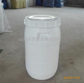 大�B化工塑料桶60L抱箍塑料桶50L八角桶40L塑料�A桶