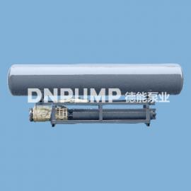 QZB低扬程大流量浮筒泵