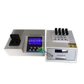 工业园区污水水质COD氨氮ss多参数水质分析仪