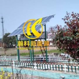 30吨太阳能微动力污水处理设备 HK-W/50T