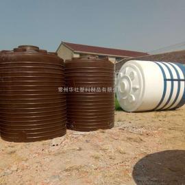 仪征10吨耐酸碱盐酸储罐废液储罐塑料储罐生产厂家