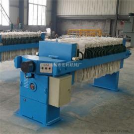 舜都全自动板框压滤机 优质污泥脱水压滤机