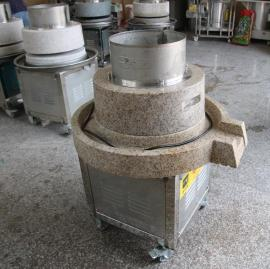 电动石磨磨浆机中达机械广东知名品牌