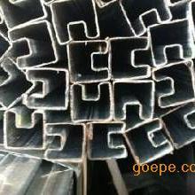 35*35镀锌凹槽钢管生产厂家