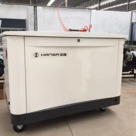 汉萨进口15kw汽油发电机技术指导