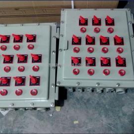 气动油泵防爆配电箱