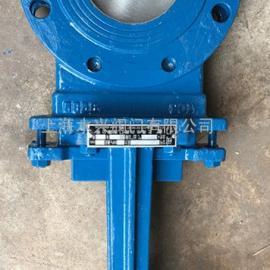 PZ73手动浆液阀,刀型闸阀