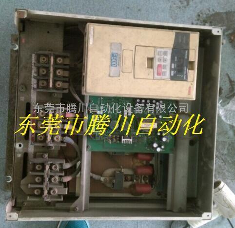 三菱变频器上电报警维修 FR-A024-S1.5K-ER