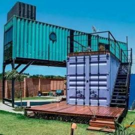 集装箱、宏达-001、集装箱别墅、电气集装箱