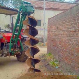 新型果园植树挖坑机 立杆式挖坑机厂家