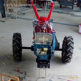保定农用手扶拖拉机 多功能手扶拖拉机直销