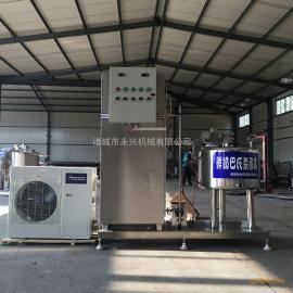 酸奶发酵设备价格,牛奶生产线设备
