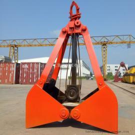 XZ15重1.5立方水泥碎石抓斗 煤场煤渣煤粉抓斗单钩抓斗