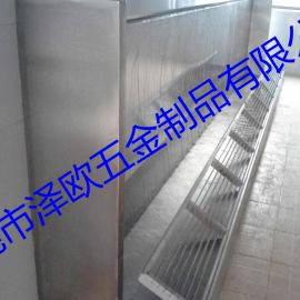 定做304不锈钢小便池 公厕小便池 公共厕所小便池安装