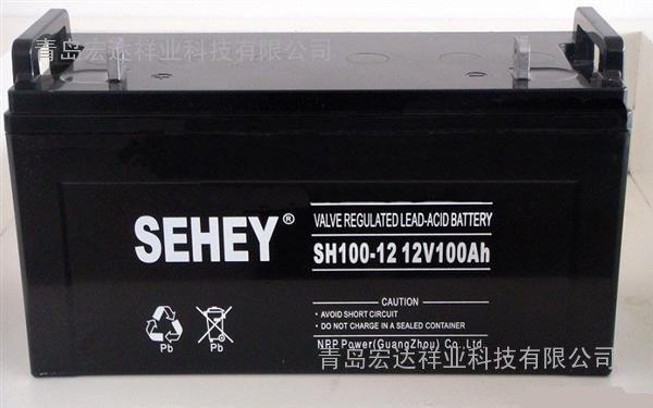 SEHEY/西力蓄电池SH65-12储能型12V65AH金牌供应商