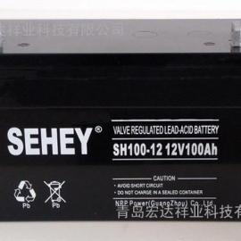 SEHEY/西力蓄电池SH12-12参数咨询12V12AH厂家直销