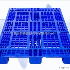1210网格川字地台板 蓝色塑料地台板重庆厂家