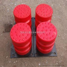 铁板式缓冲器 160*160助力聚氨酯缓冲器 弹簧缓冲器