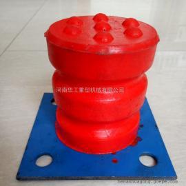 200*200聚氨酯防撞块 法兰底板缓冲器 液压弹簧缓冲器