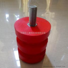 �p梁小�防撞�K JHQ-A-10聚氨酯��_器 螺柱式碰�^
