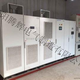 乙醇燃料行业鼓风机配套腾辉高压变频调速系统
