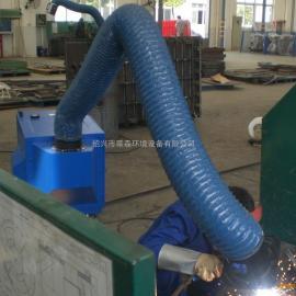 配制万向吸气臂360度定位轻松接近污染源的焊烟净化器