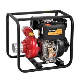 汉萨4寸柴油高压水泵生产厂家
