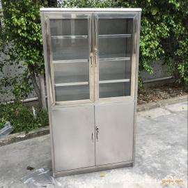 不锈钢柜子定做 电子厂不锈钢18门衣柜 不锈钢柜厂家