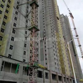 北京120厚钢网憎水岩棉板