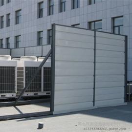 福建空调机组声屏障_楼顶安装空调机组隔音墙隔音效果好
