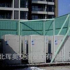 空调冷却塔隔音墙_中央空调冷却塔隔音墙设计安装隔音效果好