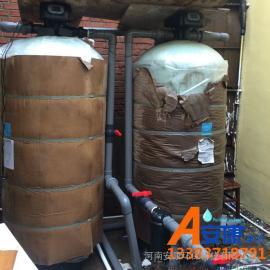 洗衣房软化水设备,开封干洗店水垢过滤设备,宾馆酒店用水过滤