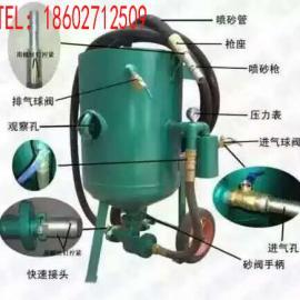 黄冈喷砂机 浠水除锈罐厂家联系方式