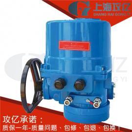 QT40-0.5 系列电动执行器QT60-0.5防爆阀门装置电动执行器