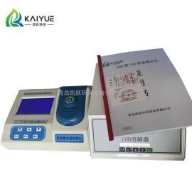 凯跃便携式COD污水水质分析仪 COD快速测定仪