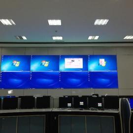 安防监控专用LED小间距全彩屏十画面显示大屏定制厂家