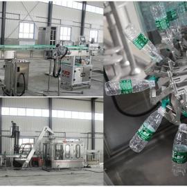 瓶装水机械设备|瓶装矿泉水机械设备广东新九洲