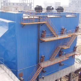 改造热电厂大型锅炉静电除尘器泊头科铭专业厂家