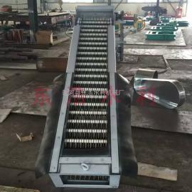HQN回转格栅清污机 循环式耙齿清污机 技术参数 工作原理