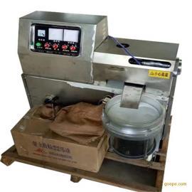 花生米榨油机自动调控型压油机电动小型榨油机直销