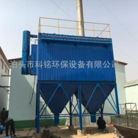 四吨燃煤锅炉脉冲布袋除尘器 支持定制