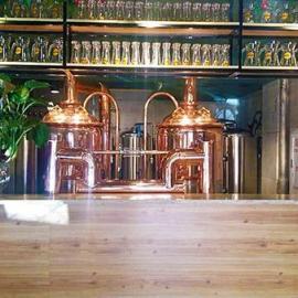北京德工啤酒设备厂家啤酒设备直销