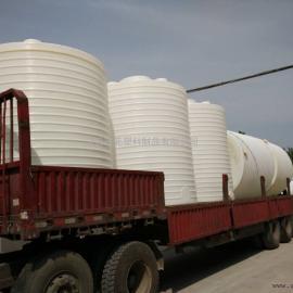 5吨平底塑料桶耐酸碱腐蚀山东省德州市庆云县厂家直销