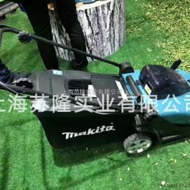 牧田手推式草坪机DLM431PM2 18V充电式草坪机