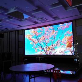 更具性价比P2.5超清LED彩色屏幕尺寸定制式大屏幕厂家