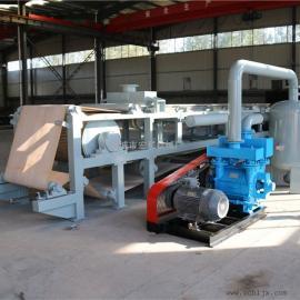 真空带式压滤机 油田污泥脱水设备